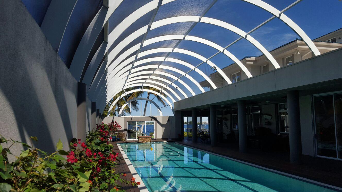 Pool Screens